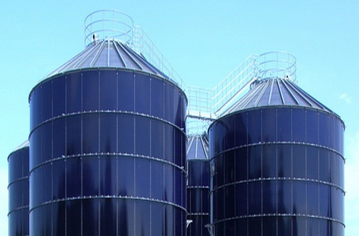 Glass Fused Digester & Tanks